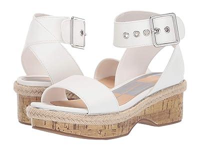Dolce Vita Kids Adriel (Little Kid/Big Kid) (White Nubuck Stella) Girls Shoes