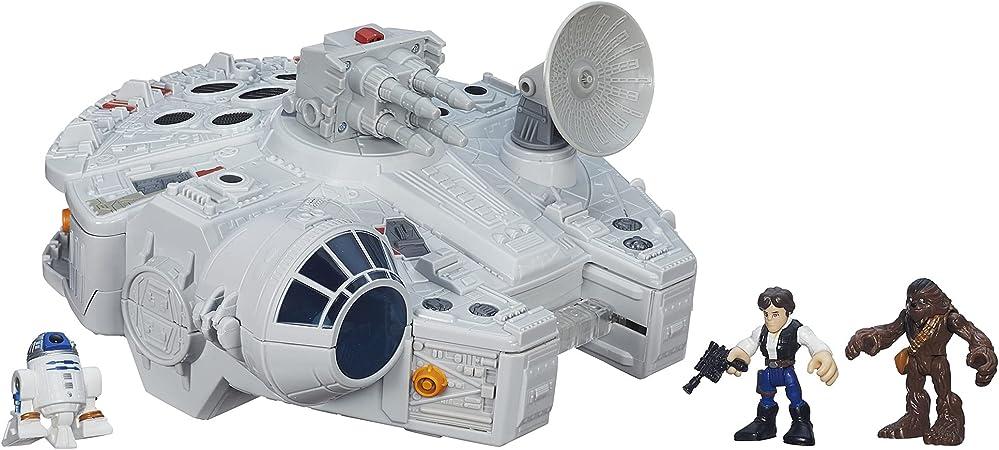 Random 5x Playskool  Imperial Galactic Heroes Trooper Pilot Figures Toy