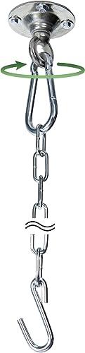 AMAZONAS Power Hook Accesorio Gancho Techo para hamaquita, Metálico, 8x8x8 cm