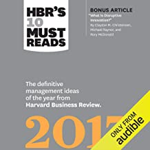 Best hbr's 10 must reads 2017 Reviews