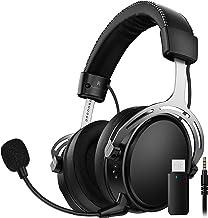 Fone de ouvido para jogos para fone de ouvido de computador PS5/PS4/PC