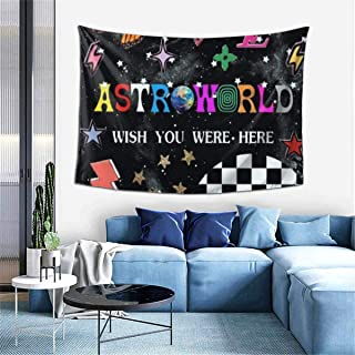 Mostico Nachill Sc-ott Tapestry 3D Print Wall Blanket Wall Hanging Bedding Decor for Bedroom Dorm 60x40 Inches
