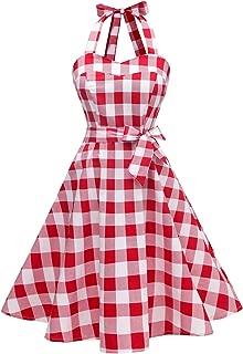 gingham fancy dress