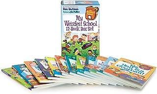 My Weirdest School 12-Book Box Set: Books 1-12