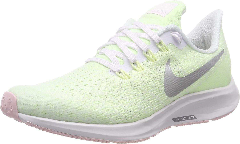 Nike Jungen Air Zoom Pegasus 35 (Gs) Laufschuhe B07FKG6Z72  Im Gegensatz zu demselben Absatz