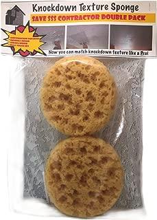 Knockdown Texture Patch Sponge- Contractor Double Pack