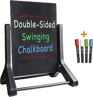 chalkboard garden signs