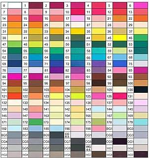 36/48/60/80/168 Colors Markers Set Manga Drawing Markers Alcohol Based Sketch Felt- Tip Brush Pen Art Supplies