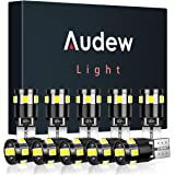 Boodled 4X Extremely Bright 39mm Festoon 30 SMD 3014 Chipsets Canbus Error Free 569 578 211-2 212-2 LED Bulbs for Car Interior Dome Map Door Courtesy License Plate Lights(No Polarity)