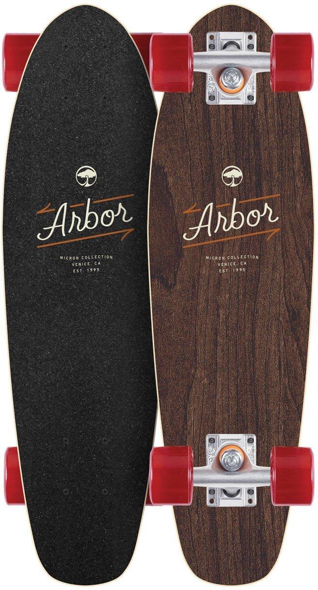 Arbor Bogart Micron Longboard Skateboard