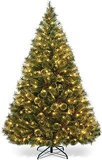 Green Artificial Christmas Tree