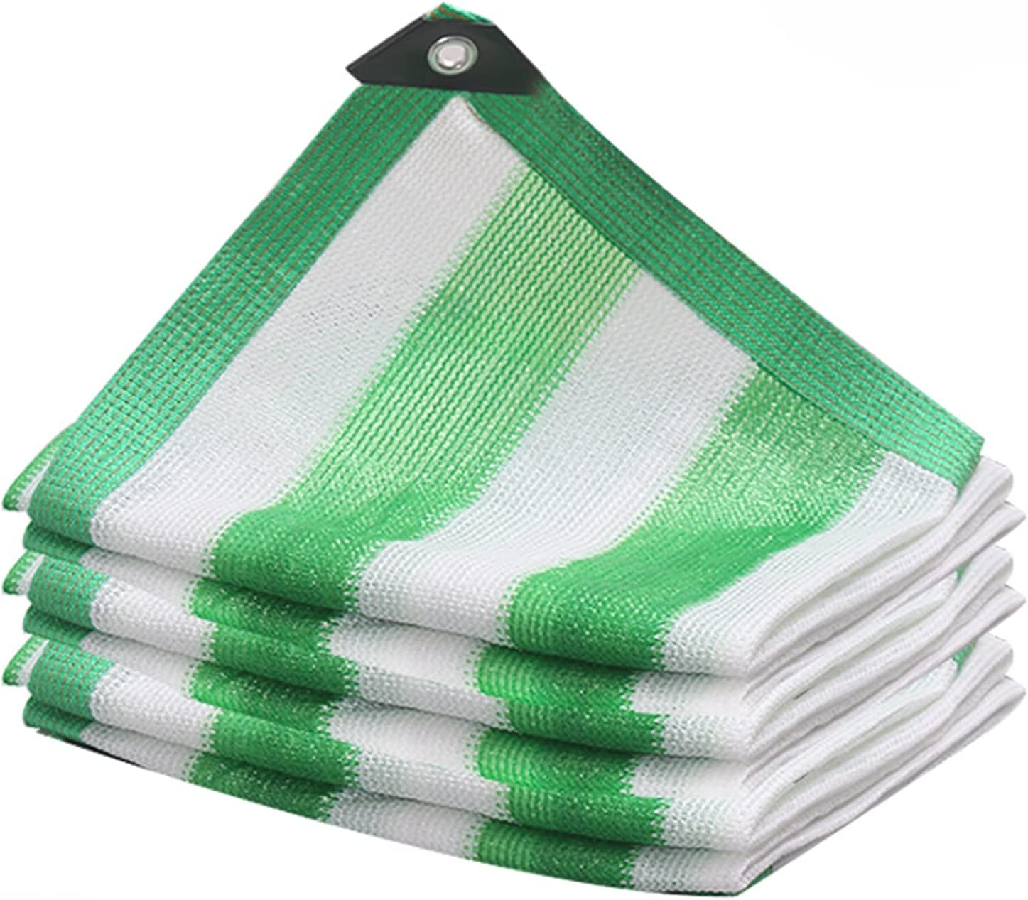 WZHIJUN Weekly update Our shop most popular 90% Green White Sun Cloth Garde Shade Protection Outdoor