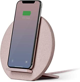 手机壳 Phone Case Native Union DOCK Wireless Charger Stand - High Speed [Qi Certified] 10W Versatile Fast Wireless Charging S...