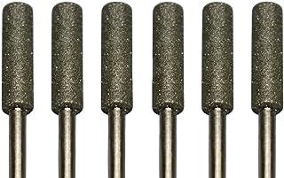 6x Jono & Johno 3/16 Diamond Grinding Stone for 12 Volt Chainsaw Chain Sharpener