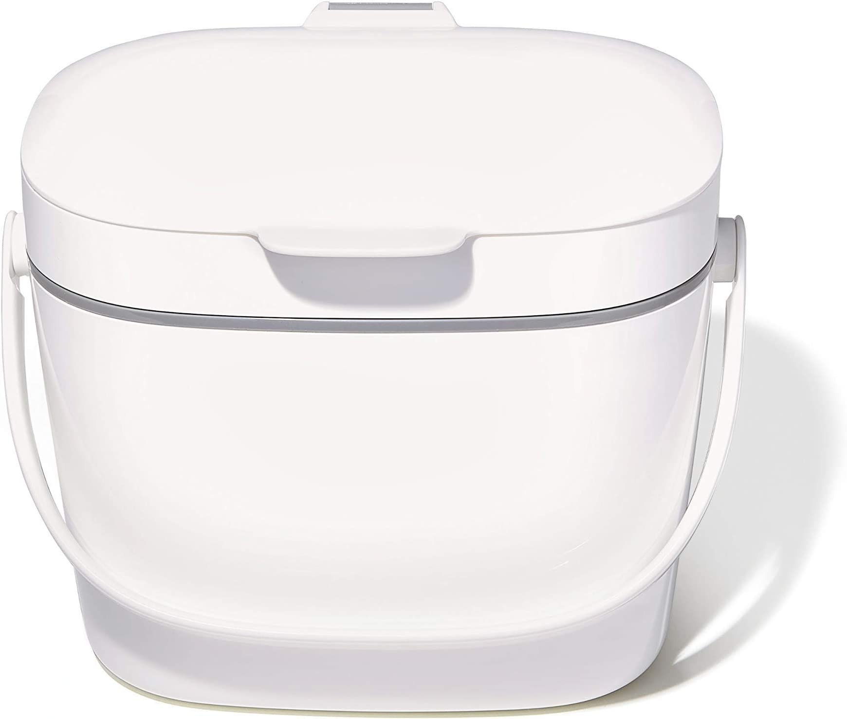 NEW OXO Good Grips Easy-Clean Compost Bin - 1.75 GAL/6.62 L