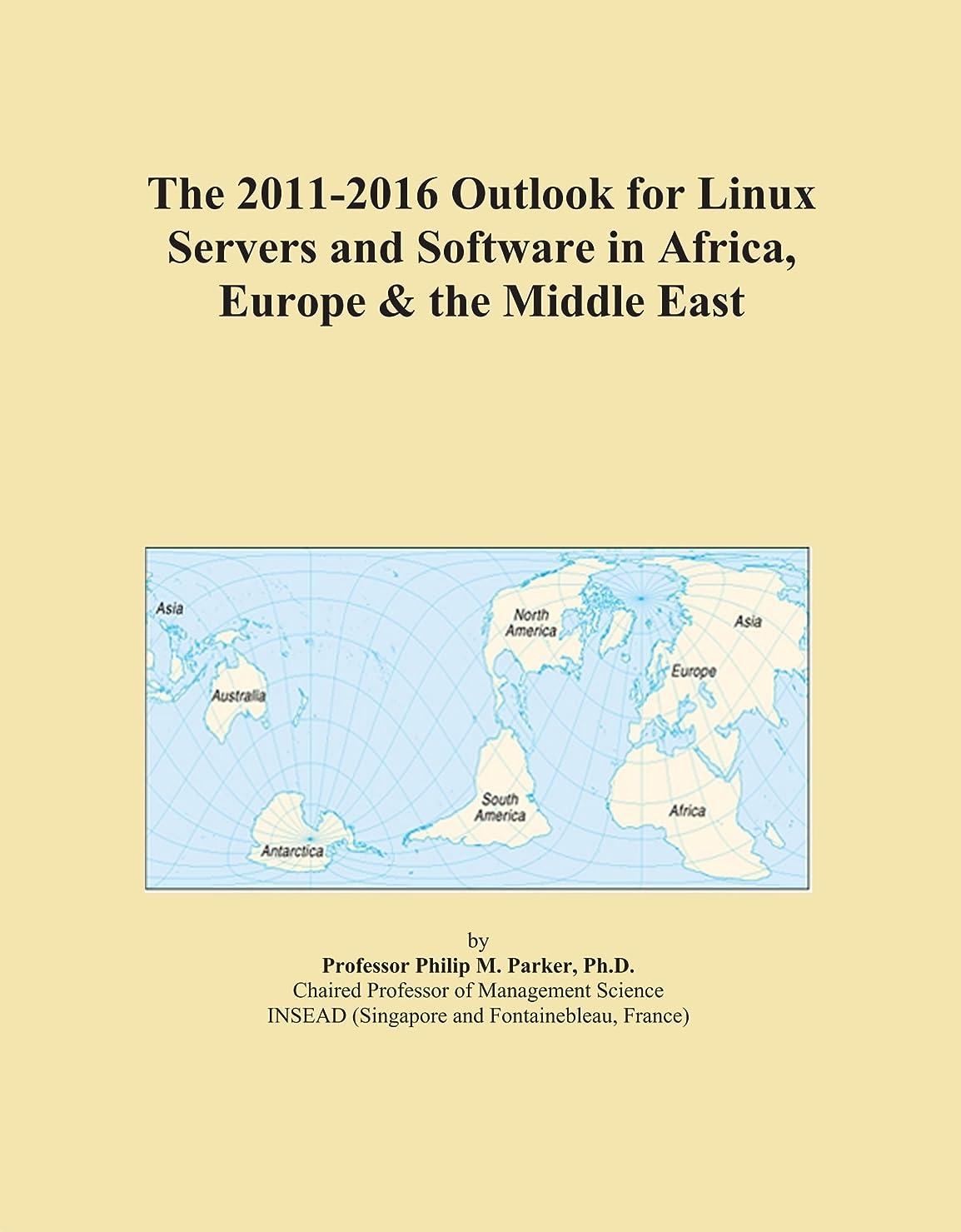 コントロール王朝宝The 2011-2016 Outlook for Linux Servers and Software in Africa, Europe & the Middle East