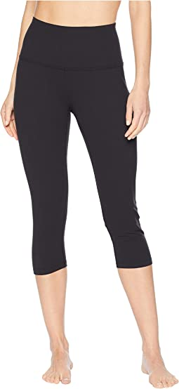 Plus Size High-Waist Bopo Capri Leggings