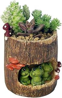 Little Nursery Rhyme Hedgehog Classroom Brown Bear Family Flowerpot(A4)