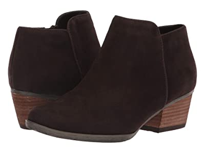 Blondo Villa Waterproof Bootie (Brown Suede) Women