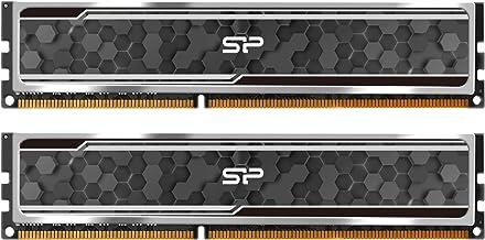 シリコンパワー デスクトップPC用メモリ DDR4-2666(PC4-21300) 8GBx2枚 1.2V SP016GBLFU266BD2J5