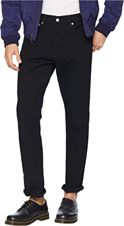 Straight Fit Jeans in Forever Black