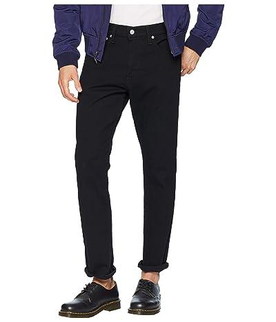 Calvin Klein Straight Fit (Forever Black) Men