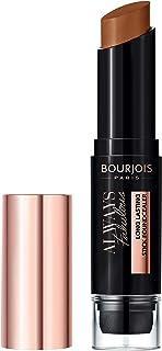Bourjois, Maquillaje corrector (Tono: 600 Chocolate, Pieles Oscuras) - 32 gr.
