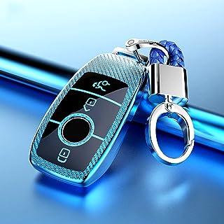لمرسيدس بنز E S كلاس W213 E300 E260 E200 W205 W222 S450 S550 CLA ، غطاء حماية لجهاز التحكم عن بعد للسيارة مرسيدس بنز E S ك...