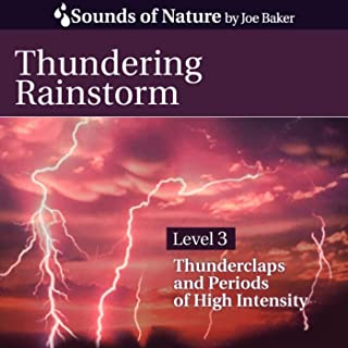 sound of thunder and lightning sound effects