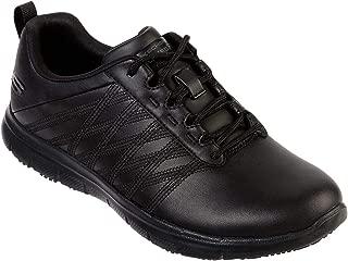 Skechers Work Relaxed Fit Ghenter - Follans SR Womens Slip Resistant Sneaker