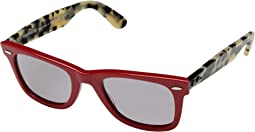 Red/Light Grey Polarized