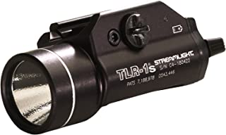 Streamlight 69210 TLR-1s LED Rail Mounted Flashlight with Strobe Function and Rail..