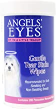 Angel's Eyes Gentle Tear Stain Wipes, Large
