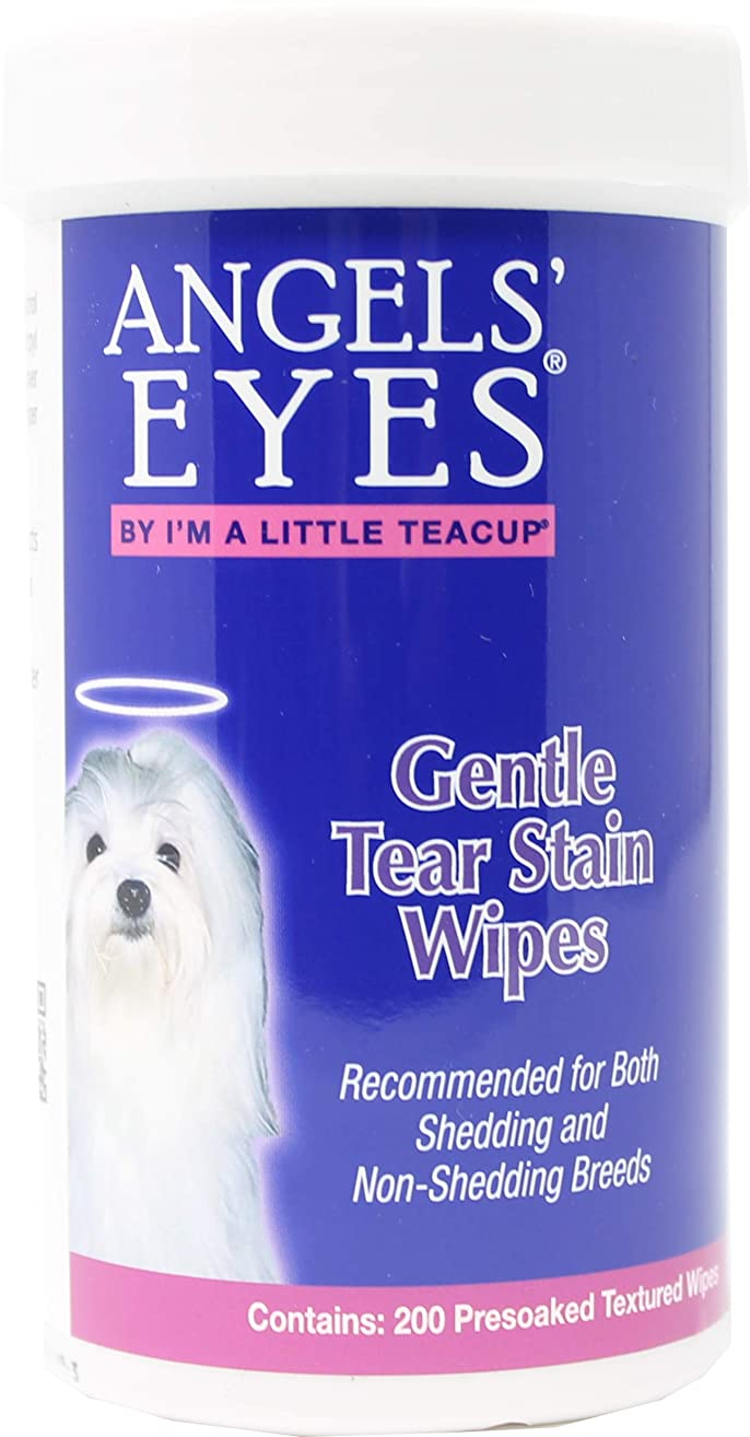 Angel's Eyes Gentle Tear Stain Wipes 200 ct
