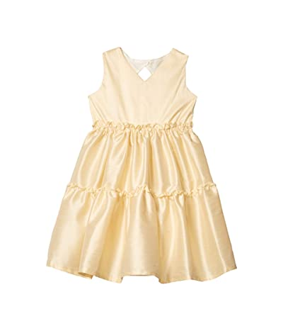 fiveloaves twofish Three Tier Dress (Little Kids/Big Kids) (Ivory) Girl