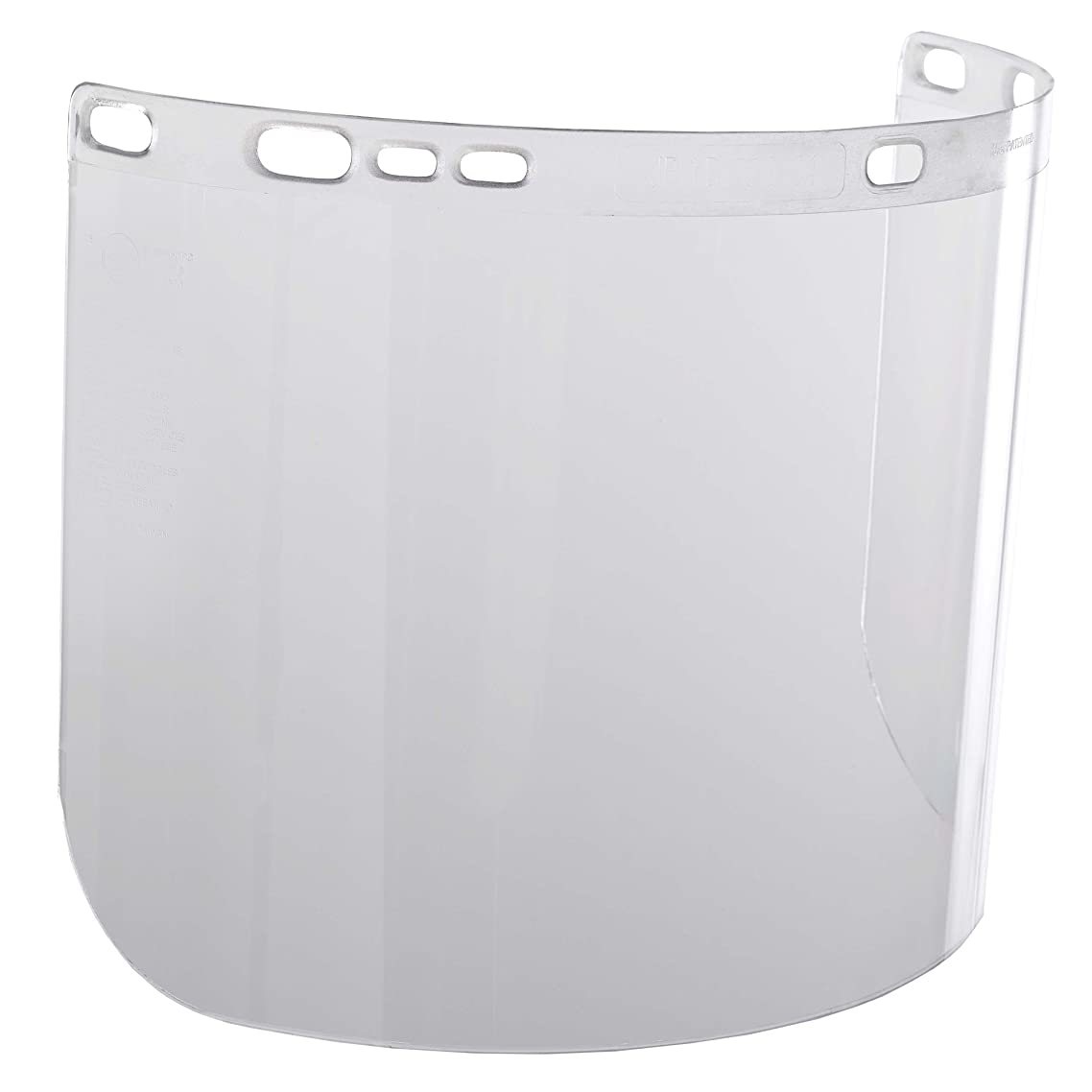 "Jackson Safety F20 High Impact Face Shield (14132), Polycarbonate, 8"" x 15.5"" x 0.06"", Clear, Face Protection, Unbound, 36 Shields / Case lwqswguu43119939"