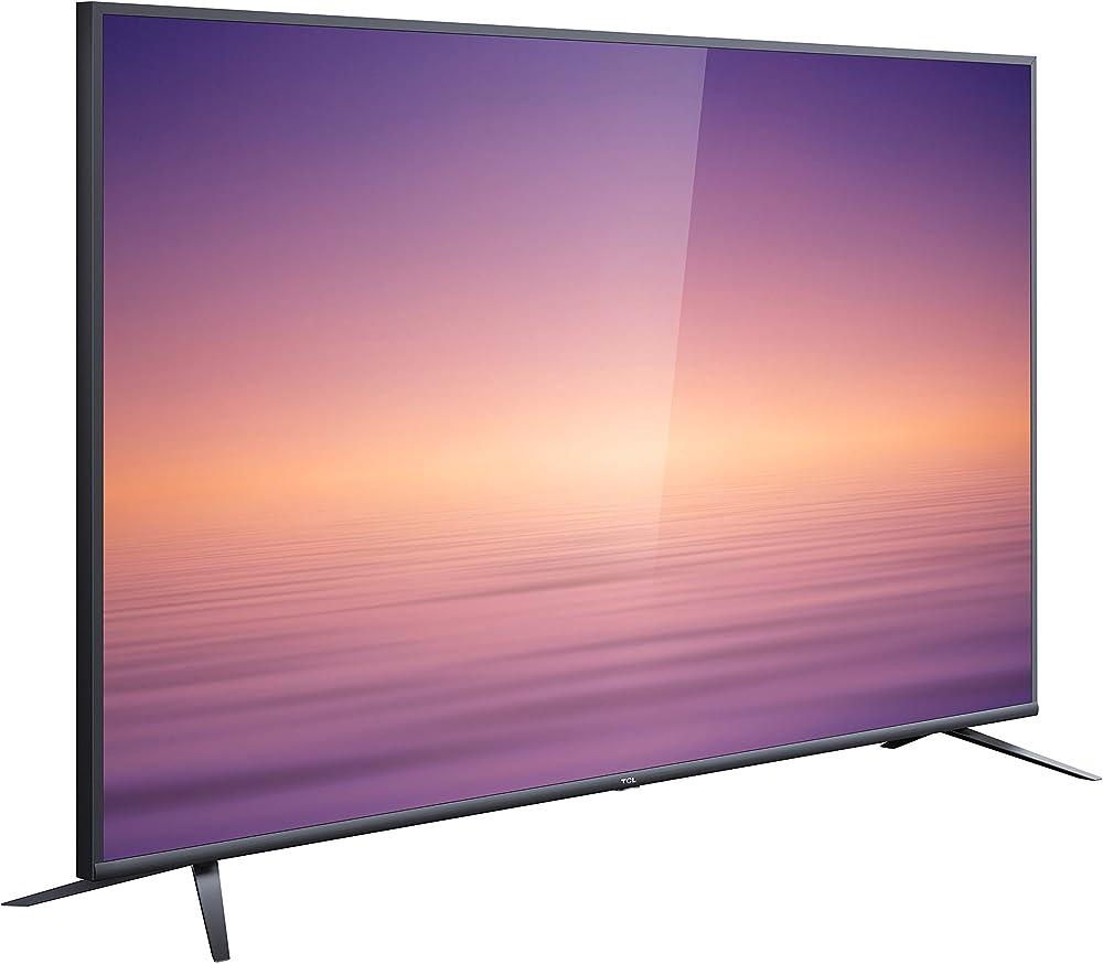 Tcl, tv 75 pollici,4k ultra hd smart tv wi-fi 75EP660