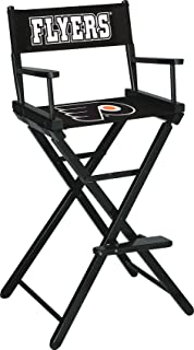 Imperial Officially Licensed NHL Merchandise: Directors Chair (Tall, Bar Height), Philadelphia Flyers