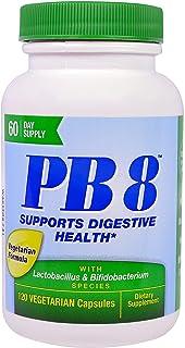 PB 8 8 Strains Probiotic, 120 CT