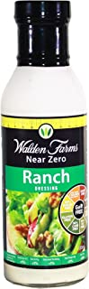 Walden Farms, Dressing, Ranch, Low Calorie, Fat Free, 12 oz