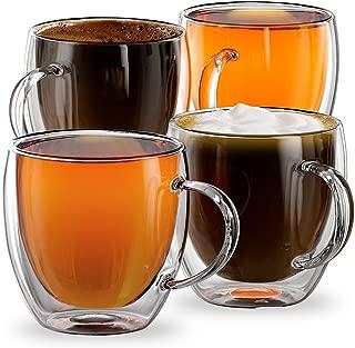 Best cafe latte glasses uk Reviews