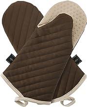 Schwarz, 1 St/ück KTX7/® Grillhandschuh Ofenhandschuh