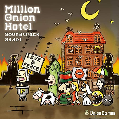 Million Onion Hotel Soundtrack Side1