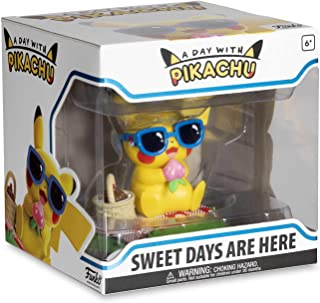Pokemon A Day with Pikachu Figure - Sweet Days are HERE