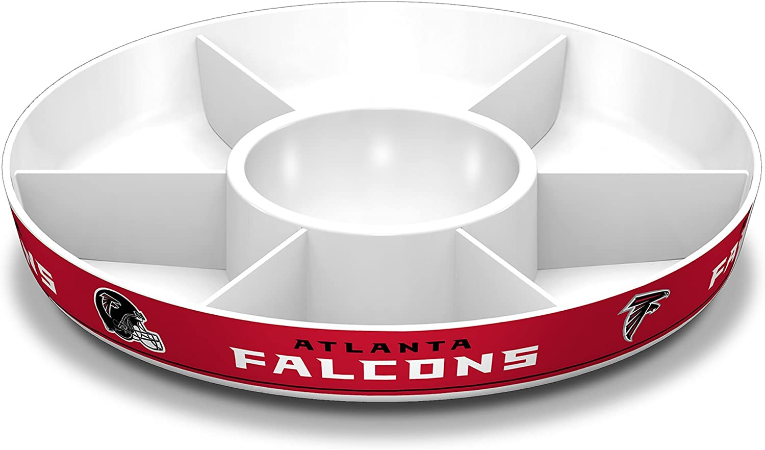 Fremont Die NFL Minneapolis Mall New product! New type Party Diameter Platter 14.5
