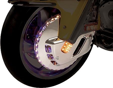 Show Chrome Accessories 52 624 Dreifarbige Led Frontrotorabdeckung Auto