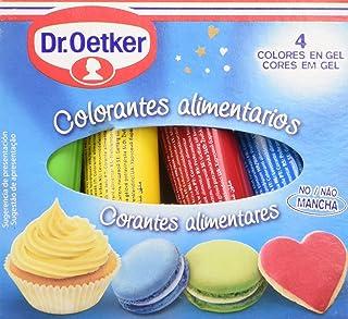 comprar comparacion Dr. Oetker - Colorantes Alimentarios 4 x 10 g