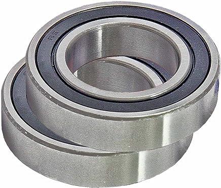 2 Bearing 62205-2RS1 25x52x18 Sealed VXB Ball Bearings