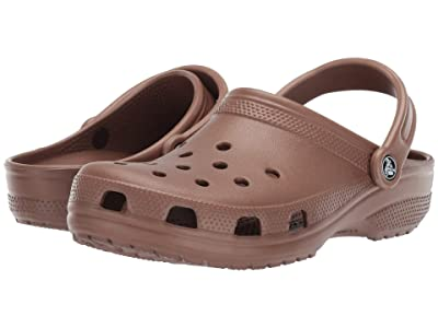 Crocs Classic Clog (Bronze 1) Clog Shoes