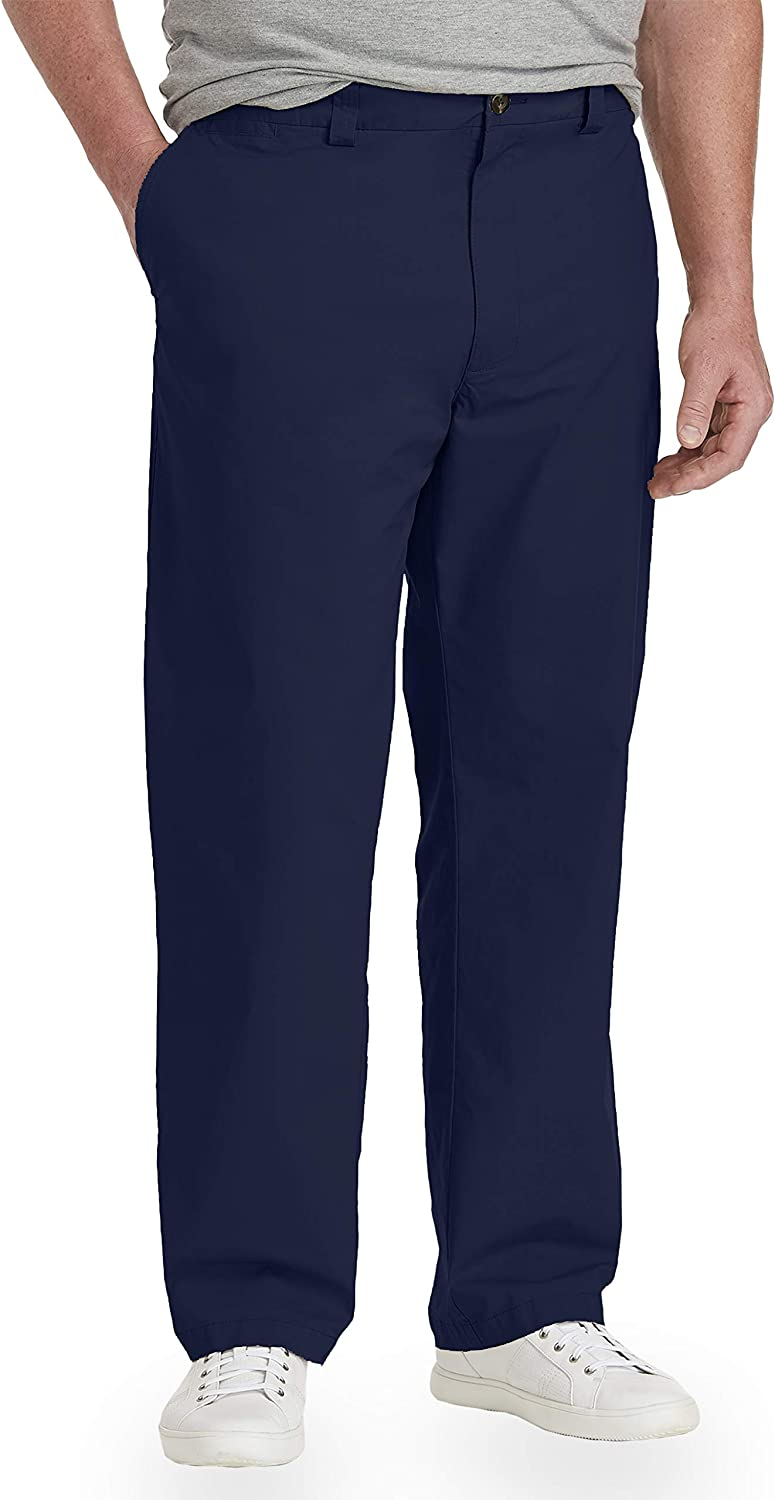 Amazon Essentials Men's Big & Tall Loose Lightweight Chino Pant fit by DXL
